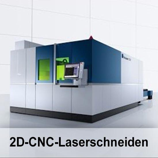 2D-CNC-Laserschneiden