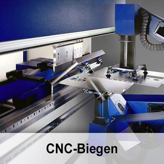 CNC-Biegen