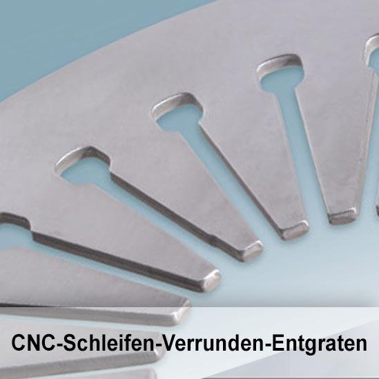 CNC-Schleifen-Verrunden-Entgraten